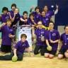 L'équipe de tchoukball de l'école De La Broquerie remporte l'or