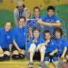 Une médaille de bronze pour l'école Père-Marquette au Tournoi provincial de tchoukball