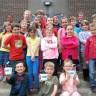 Un succès fleuri pour l'opération Tournesol des élèves de 1re année de l'école Jacques-Rocheleau