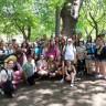 Des élèves de l'école secondaire le Carrefour participent à la Marche 2/3 d'Oxfam-Québec