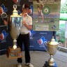 Félix Normand, un élève de l'école secondaire De Mortagne, participera au Championnat de Golf Junior Optimist International en Floride