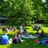 Fête de l'été pour un groupe de 5e année à l'école De Bourgogne