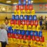 Un record Guinness atteint avec l'aide des élèves de l'école De Bourgogne!