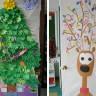 Semaine thématique du temps des fêtes à l'école De Bourgogne