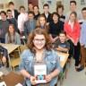 Une anthologie de la poésie québécoise par des élèves de l'école Ozias-Leduc