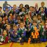 Les élèves de l'école De Bourgogne champions d'empilage sportif