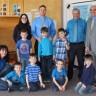 L'école de la Passerelle brille en bleu pour la Journée mondiale de l'autisme