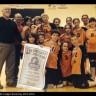 Une saison mémorable pour l'équipe de volleyball de l'école Ludger-Duvernay