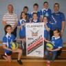 Un premier championnat de volleyball pour l'école La Farandole