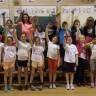 Le mois de l'activité physique à l'école de la Chanterelle