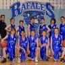 Une année parfaite en basketball Benjamin à l'école du Grand-Coteau