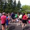 Une course à relais réussie à l'école Au-fil-de-l'Eau
