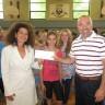 Un don de 3 000 $ pour l'école La Farandole