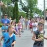 Un défi de course à pied réussi à l'école Saint-Denis