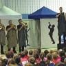La musique à travers les siècles à l'école Les Jeunes Découvreurs!