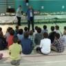 Le papillon bleu à l'honneur à l'école Les Jeunes Découvreurs