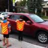 La prévention routière à l'école Les Jeunes Découvreurs