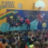 Inauguration d'un mur d'escalade à l'école Pierre-Boucher