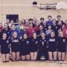 Janie Guimond rencontre les athlètes du programme Volley-Études à De Mortagne
