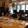 Visite des élèves de la maternelle à l'école secondaire du Grand-Coteau