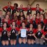 Une 3e place pour l'équipe de cheerleading de l'école François-Williams