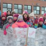 Activité récompense à l'école De Bourgogne
