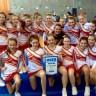 Une 2e place pour l'équipe de cheerleading de l'école Ozias-Leduc