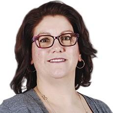 Anne-Marie Lécuyer Représentante du comité de parents au CCSÉHDAA