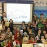 Des élèves de l'école du Grand-Chêne gagnants du concours de la Semaine nationale de la francophonie