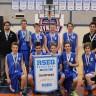 Encore des équipes championnes à l'école secondaire du Grand-Coteau