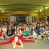 De la grande visite du Cirque Carpe Diem à l'école de Bourgogne