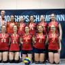 Deux joueuses d'Ozias-Leduc s'illustrent au Championnat canadien de volleyball