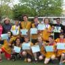 Tournoi de soccer annuel à l'école secondaire Polybel