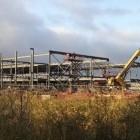 Avancement des travaux à Chambly - 7 octobre 2015