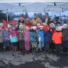Un grand succès pour la première édition du marché de Noël organisé par les élèves de l'école De Salaberry