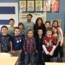 Louis-Jean Cormier à l'école Jolivent!