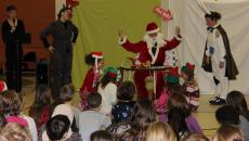 Conte de Noël animé à l'école Le Petit-Bonheur
