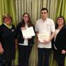 Prix du Conseil des commissaires pour la persévérance 2016 : école secondaire du Mont-Bruno