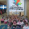 Le service de garde de l'école au Cœur-des-Monts fier gagnant du concours Francoportraits
