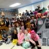 Du théâtre en anglais pour les élèves de l'école De Bourgogne