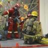 Simulation d'une opération de sauvetage en espace clos à l'école Aux-Quatre-Vents