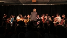 Concert de musique des élèves de l'école secondaire de Chambly