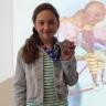 Une élève de l'école Le Petit-Bonheur s'illustre à la finale régionale de La Dictée P.G.L.