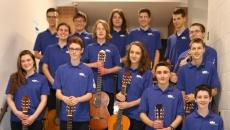 Une année remplie de belles mentions pour les élèves du profil guitare de l'école secondaire du Grand-Coteau