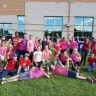 « Teambuilding » pour les élèves de 1re secondaire de l'école le Carrefour