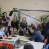 Un reportage de Radio-Canada sur l'utilisation de la tablette en classe à l'école L'Arpège