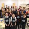 Le projet des Brigades Culinaires à l'école secondaire Polybel