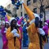 Des élèves de la CSP au défilé du père Noël de Montréal