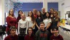 Des élèves de l'école secondaire De Mortagne viennent en aide à leur communauté