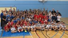 Participation record au tournoi de basketball de la CSP!